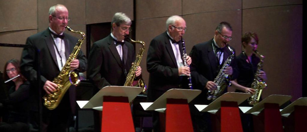 Sax and Clarinet Group