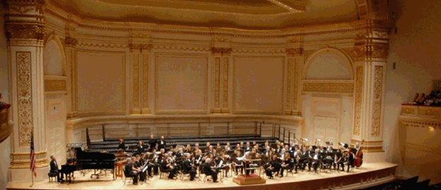Carnegie Hall Performance